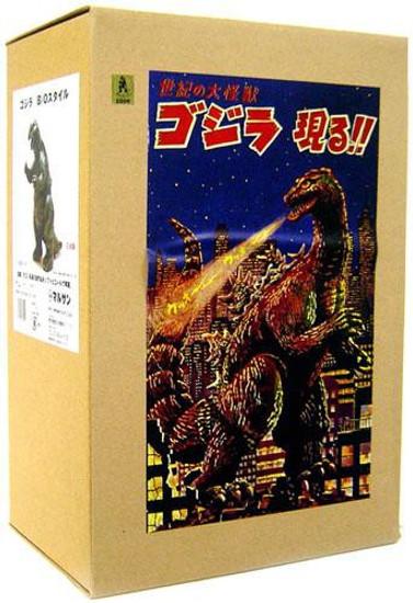 Godzilla 11-Inch Vinyl Figure [Tin Toy Replica]