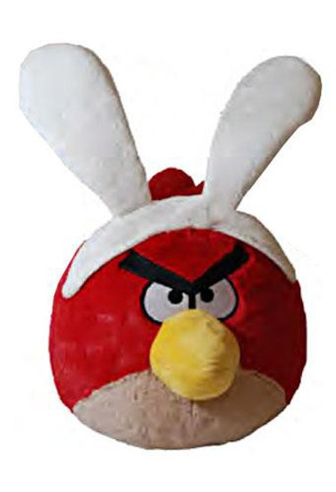 Angry Birds Red Bird 5-Inch Plush [Easter]