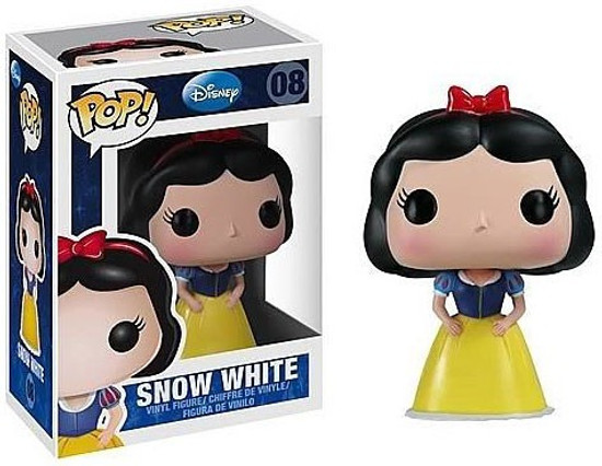 Funko Disney Princess POP! Disney Snow White Vinyl Figure #08