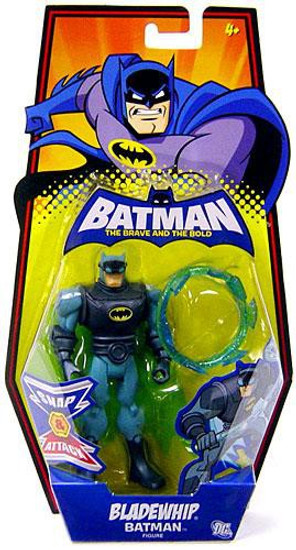 The Brave and the Bold Bladewhip Batman Action Figure