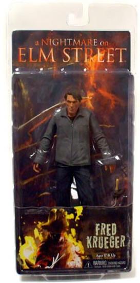 NECA Nightmare on Elm Street Fred Krueger Action Figure [Human]