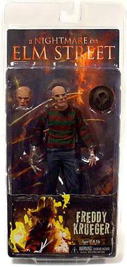 NECA Nightmare on Elm Street Freddy Krueger Action Figure [7 Inch]