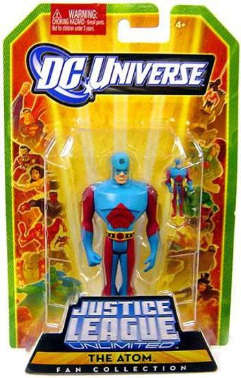 DC Universe Justice League Unlimited Fan Collection The Atom Action Figure