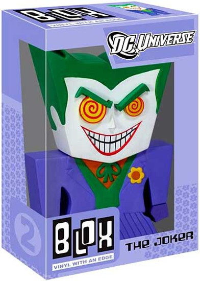 Funko Batman BLOX The Joker 7-Inch Vinyl Figure