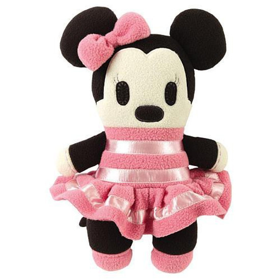 Disney Mickey Mouse Pook-a-Looz Minnie Mouse Plush Doll