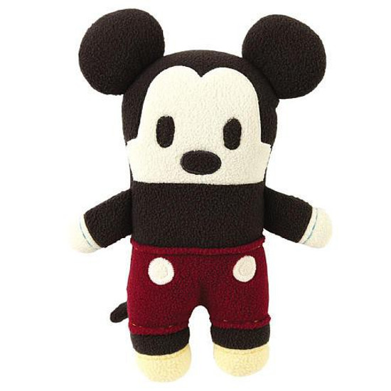 Disney Pook-a-Looz Mickey Mouse Plush Doll [Vintage Colors]