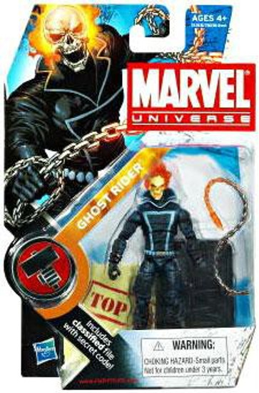 Marvel Universe Series 10 Ghost Rider Action Figure #30