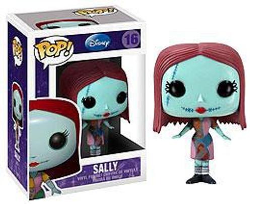 Funko Nightmare Before Christmas POP! Disney Sally Vinyl Figure #16 [POP! Disney]