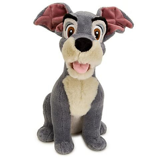Disney The Lady & The Tramp Tramp Exclusive 13-Inch Plush