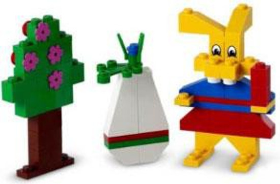 LEGO Mrs. Easter Bunny Mini Set #10168 [Bagged]