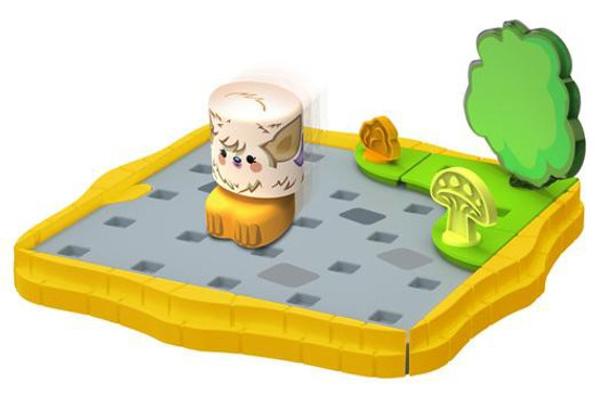 Moshi Monsters Bobble Bots Cobblestone Corner with Squidge Starter Set [250 Rox]