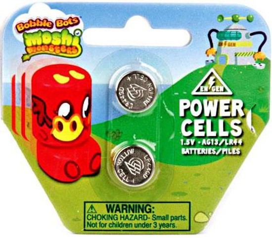 Moshi Monsters Bobble Bots Power Cells Battery 2-Pack