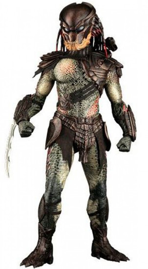 Predators Movie Masterpiece Berserker Predator Collectible Figure