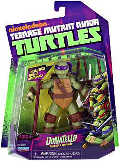 Teenage Mutant Ninja Turtles Nickelodeon Donatello Action Figure