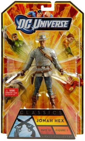 DC Universe Classics Wave 16 Jonah Hex Action Figure #1