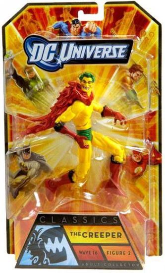DC Universe Classics Wave 16 The Creeper Action Figure #2