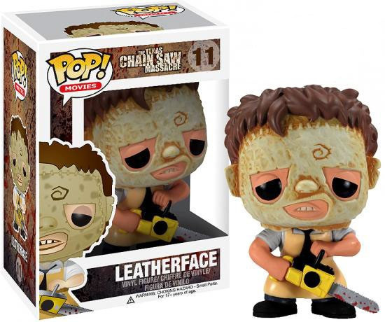 Funko The Texas Chainsaw Massacre POP! Movies Leatherface Vinyl Figure #11