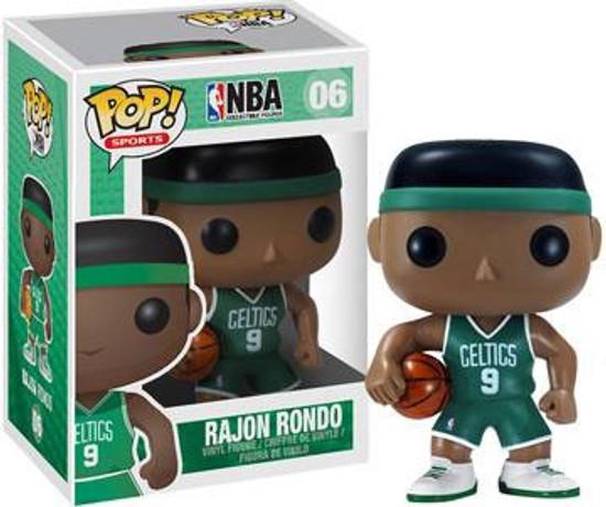 Funko NBA POP! Sports Basketball Rajon Rondo Vinyl Figure #6