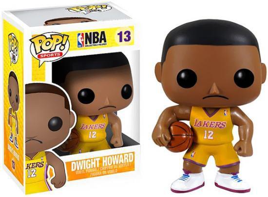 Funko NBA POP! Basketball Dwight Howard Vinyl Figure #13
