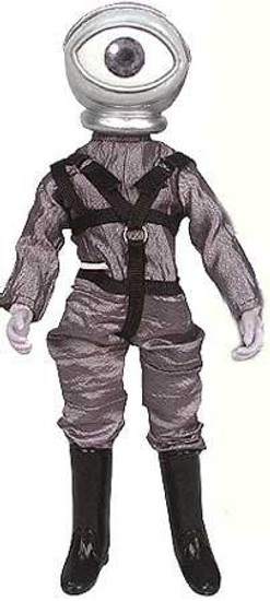 The Twilight Zone Series 7 Cyclops Action Figure