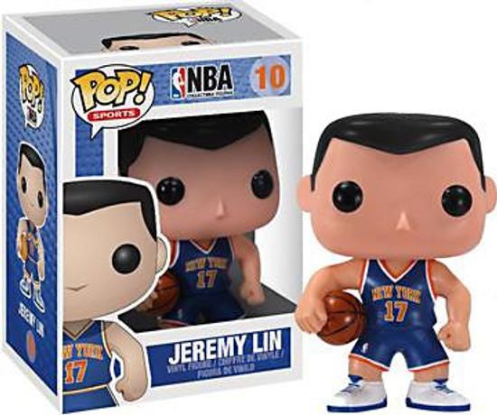 Funko NBA POP! Sports Basketball Jeremy Lin Vinyl Figure #10