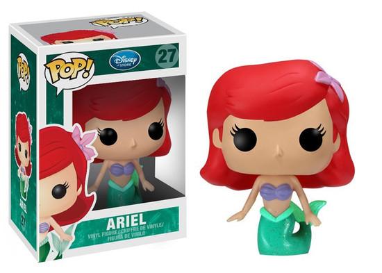 Funko The Little Mermaid POP! Disney Ariel Vinyl Figure #27