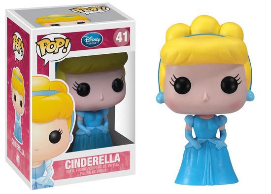 Funko Disney Princess POP! Disney Cinderella Vinyl Figure #41