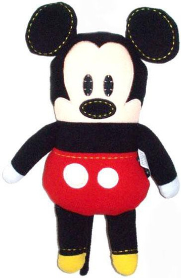 Disney Pook-a-Looz Mickey Mouse Plush Doll [Modern Colors]
