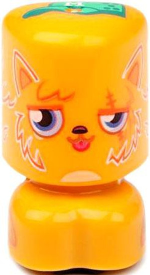 Moshi Monsters Bobble Bots Common Ginger Snap #03 [100 Rox]
