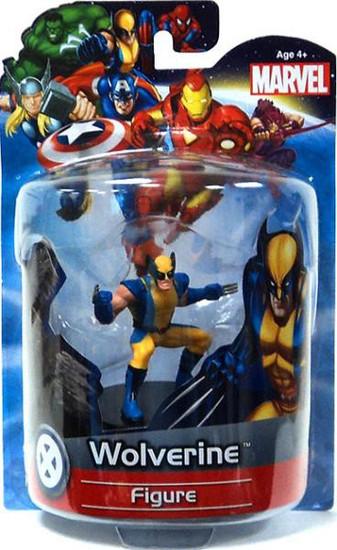 Marvel Avengers Wolverine 4-Inch Figure
