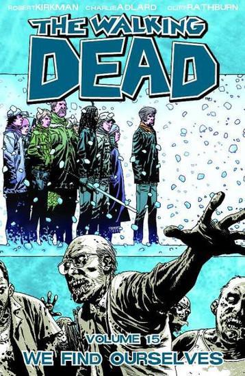 Image Comics The Walking Dead Volume 15 Trade Paperback [We Find Ourselves]