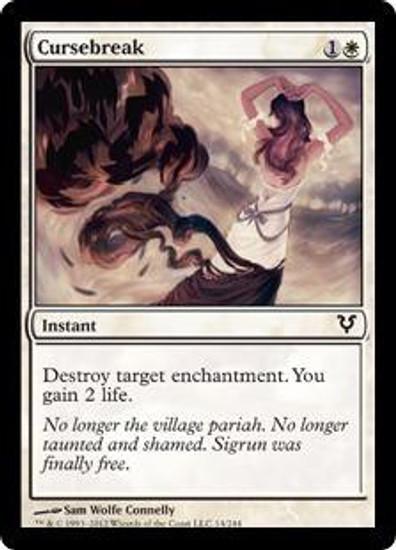 MtG Avacyn Restored Common Cursebreak #14