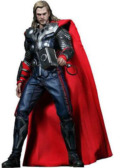 Marvel Avengers Movie Masterpiece Thor Collectible Figure [Avengers]