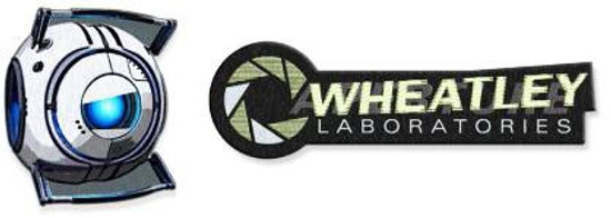 Portal 2 Wheatley Laboratories Patch Set #2