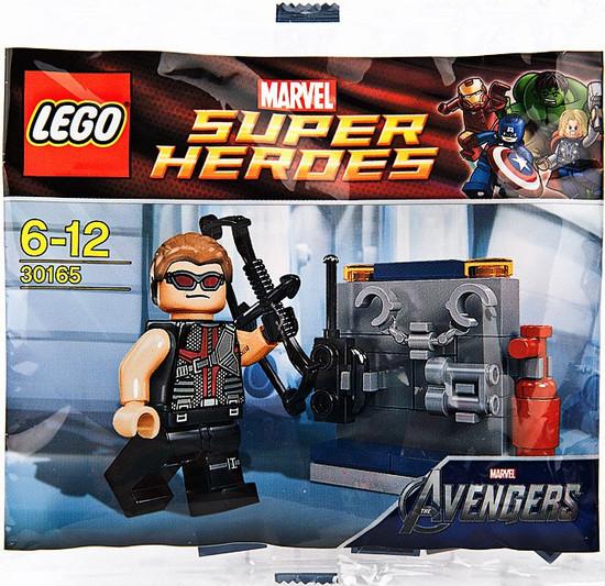 LEGO Marvel Super Heroes Avengers Hawkeye Exclusive Mini Set #30165 [Bagged]