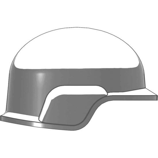 BrickArms Modern Combat Helmet 2.5-Inch [White]