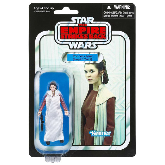 Star Wars The Empire Strikes Back 2012 Vintage Collection Princess Leia Action Figure #111 [Bespin Outfit]