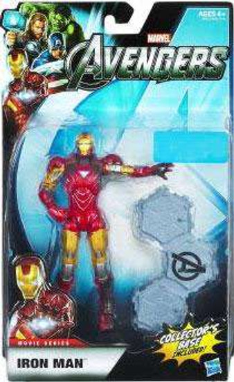 Marvel Legends Avengers Iron Man Exclusive Action Figure
