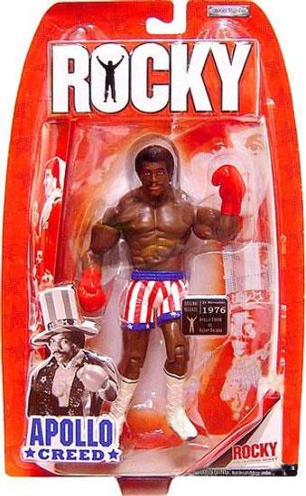 Rocky I Apollo Creed Action Figure [Pre-Fight]