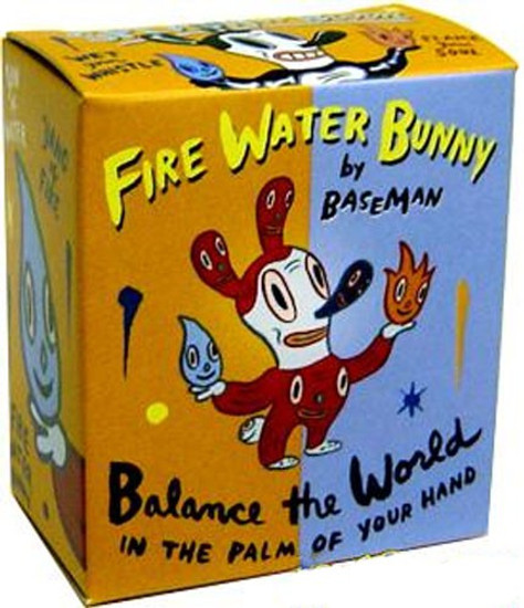 Fire Water Bunny Mystery Pack