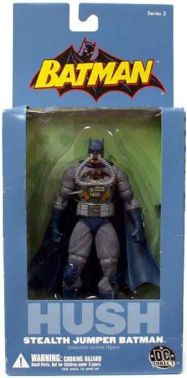 Hush Series 3 Stealth Jumper Batman Action Figure