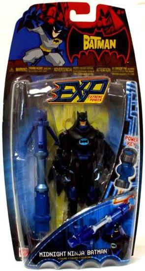 The Batman EXP Extreme Power Batman Action Figure [Midnight Ninja]
