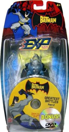 The Batman EXP Extreme Power Mr. Freeze Action Figure