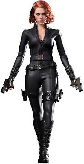 Marvel Avengers Movie Masterpiece Black Widow Collectible Figure [Avengers]