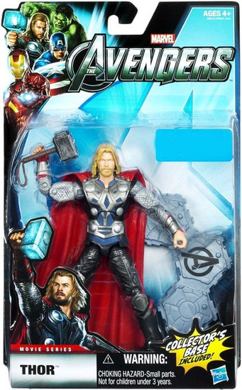 Marvel Legends Avengers Thor Exclusive Action Figure