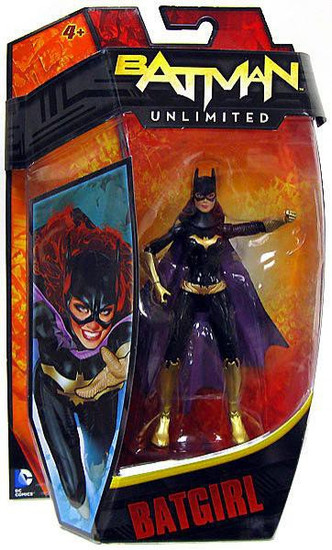 Batman Unlimited Series 1 Batgirl Action Figure [New 52]