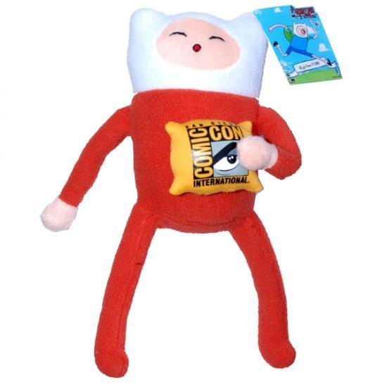 Adventure Time Finn Exclusive 11-Inch Plush Figure [Pajamas, SDCC Pillow]