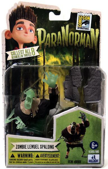 ParaNorman Zombie Lemuel Spalding Exclusive 4-Inch Mini Figure