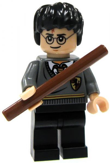 LEGO Harry Potter Minifigure #1 [Gryffindor Uniform Loose]