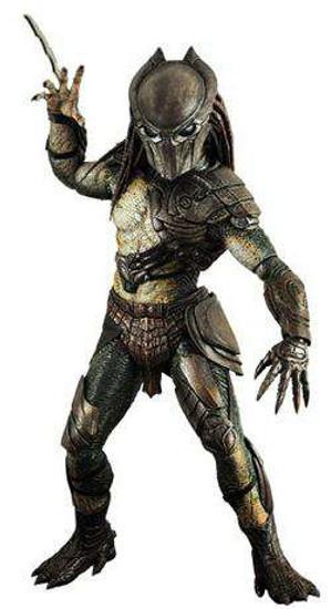 Predators Movie Masterpiece Falconer Predator Collectible Figure